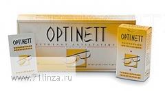 Влажные салфетки Optinett