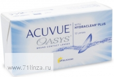 Acuvue Oasys 12 шт